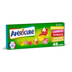 Apéricube APERICUBE Cubes de fromage apéritif Long Drink