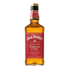 JACK DANIEL'S Boisson à base de whisky Tennessee fire 35% 70cl