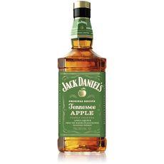 JACK DANIEL'S Boisson à base de whisky Tennessee apple 35% 70cl