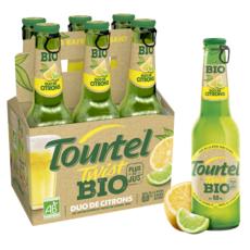Tourtel Twist TOURTEL Twist bière sans alcool aromatisée citron citron vert bio bouteille