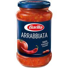 BARILLA Sauce tomate arrabbiata 100% tomates italiennes, en bocal 400g