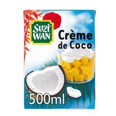 SUZI WAN Crème de coco 500ml