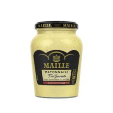 MAILLE Mayonnaise fins gourmets qualité traiteur en bocal 320g