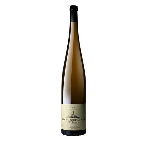 SANS MARQUE AOP Alsace Gewurztraminer Magnum 7 Talents Cave d'Hunawihr blanc 2018