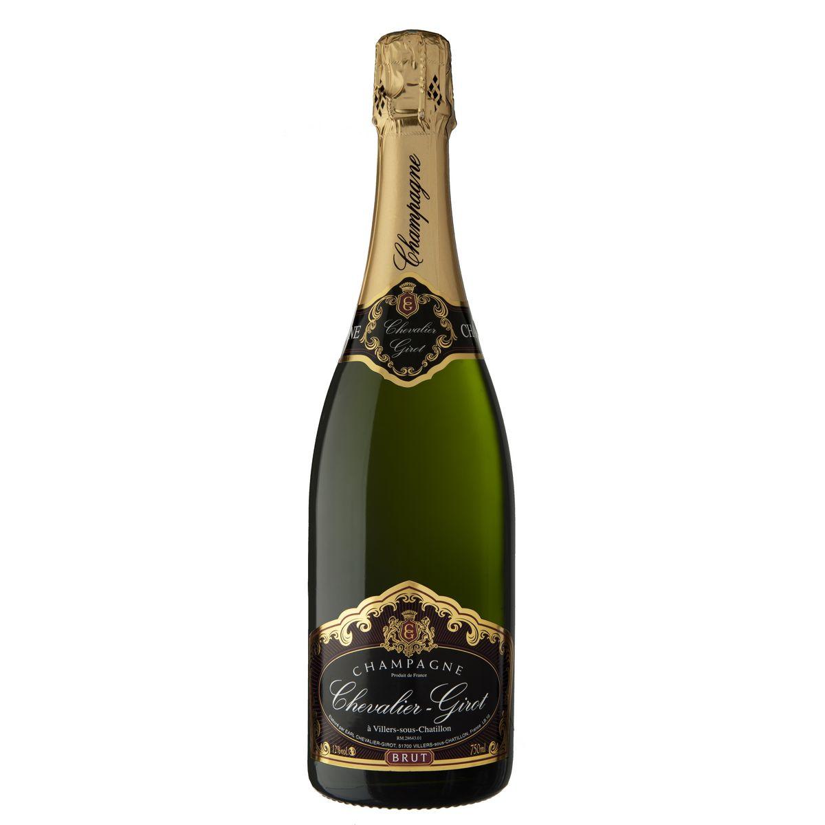 AOP Champagne brut récoltant