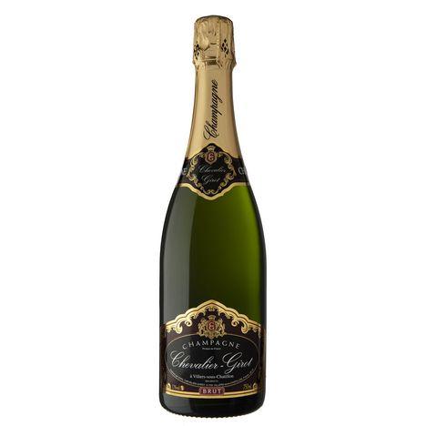 CHEVALIER GIROT AOP Champagne brut récoltant