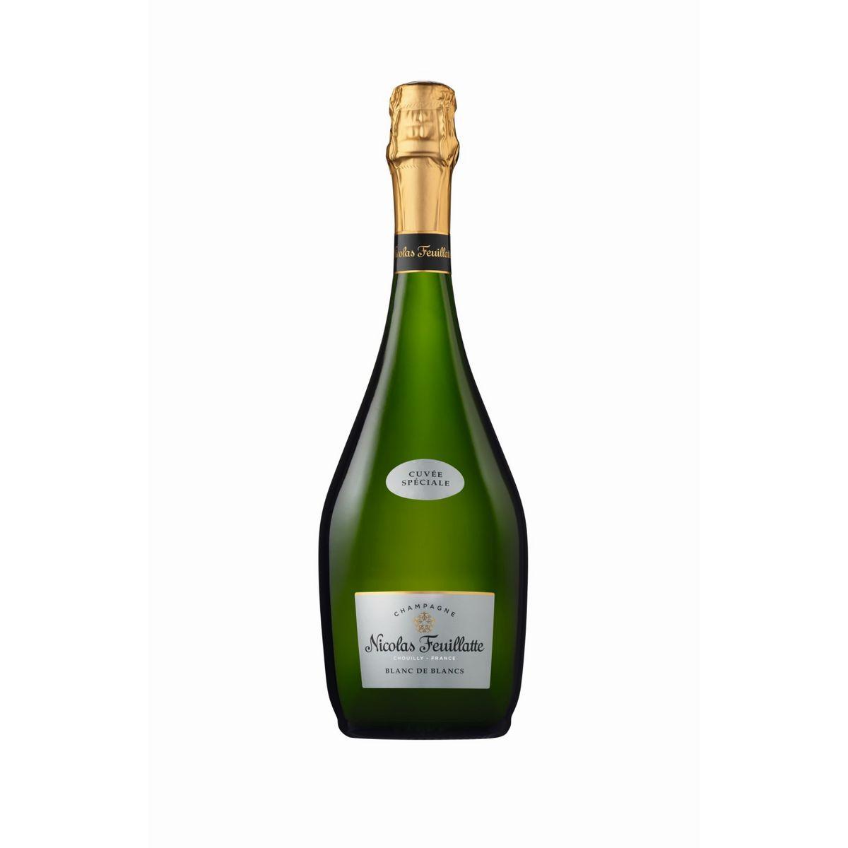 AOP Champagne Nicolas Feuillatte Blanc de Blancs cuvée spéciale