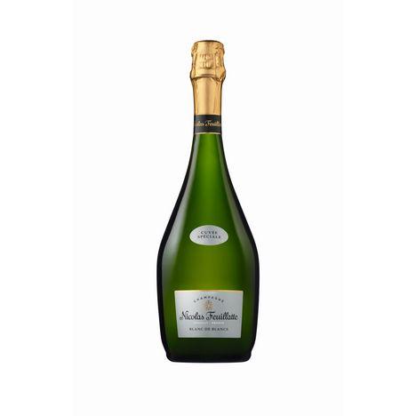 NICOLAS FEUILLATTE AOP Champagne Nicolas Feuillatte Blanc de Blancs cuvée spéciale