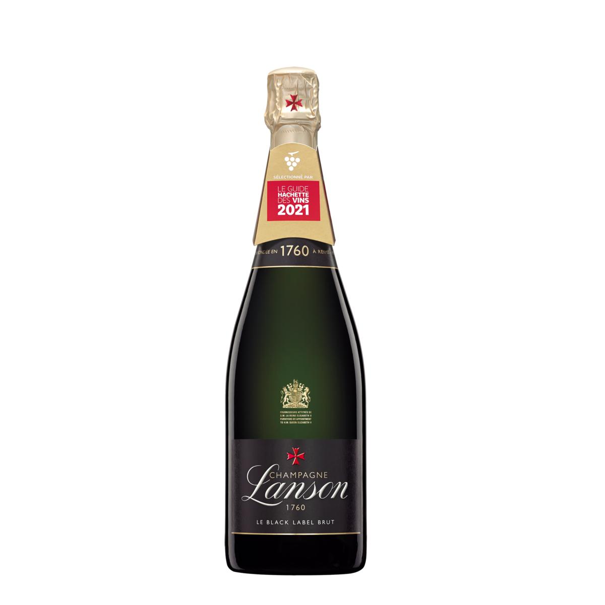 AOP Champagne Black Label brut