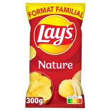 LAY'S Chips nature Maxi format 300g