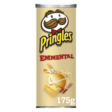 PRINGLES Tuiles emmental 175g