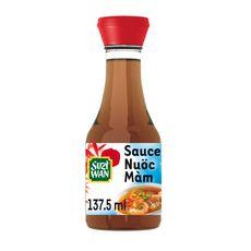 SUZI WAN Sauce Nuöc Màm pour préparations et bouillons 137,5ml