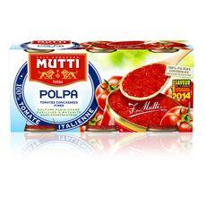 MUTTI Polpa Pulpe fine de tomates 3x400g