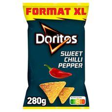 DORITOS Tortillas chips saveur sweet chili pepper 280g