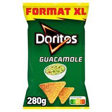 DORITOS Tortillas chips goût guacamole  280g