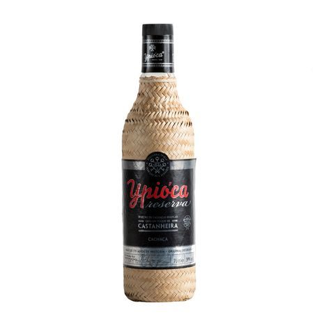 YPIOCA Prata Cachaça bouteille paille 38%