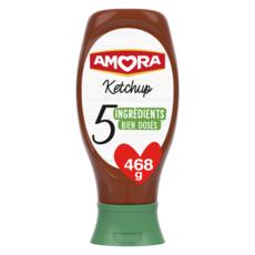 Amora AMORA Ketchup 5 Ingrédients