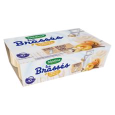 Blédina BLEDINA Les Brassés dessert lacté abricot vanille dès 10 mois