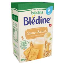 Blédina BLEDINE Blédine Céréales en poudre saveur biscuit dès 6 mois