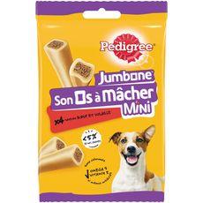 PEDIGREE Jumbone os à mâcher mini pour petit chien 160g