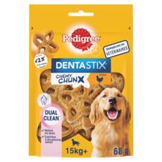 PEDIGREE Dentastix friandises au poulet pour moyen et grand chien 68g