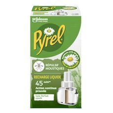 PYREL Recharge diffuseur électrique anti-moustiques Efficace 45 nuits 1 recharge