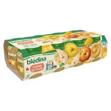 Blédina BLEDINA Petit pot dessert cocktail de fruits dès 6 mois