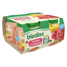 Blédina BLEDINA Petit pot dessert pommes framboises dès 6 mois