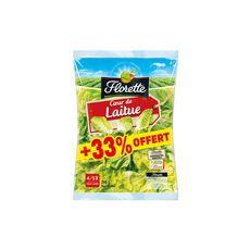 FLORETTE Coeur de laitue 4 à 5 personnes 200g +33% offert