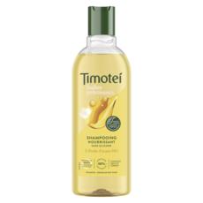 TIMOTEI Shampooing nourrissant argan jasmin cheveux secs et ternes 300ml