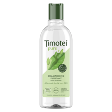 TIMOTEI Shampooing purifiant thé vert cheveux normaux regraissant 300ml