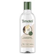 TIMOTEI Shampooing nourrissant 2en1 huile de coco cheveux déshydratés 300ml