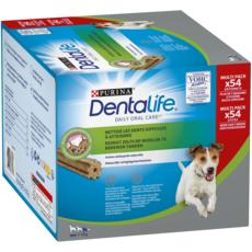 DENTALIFE Friandises hygiène dentaire pour petit chien 54 pièces 805g