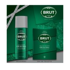 BRUT Original Coffret homme eau de toilette et déodorant 2 pièces