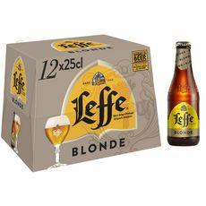 Leffe LEFFE Bière blonde 6,6%