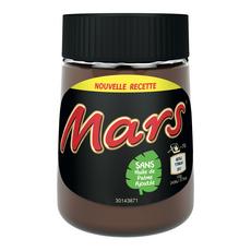 MARS Pâte à tartiner sans huile de palme ajoutée 350g