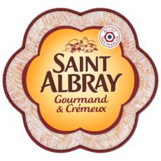 SAINT ALBRAY Fromage français à pâte molle 200g