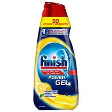 FINISH Power Gel dégraissant tout en 1 au citron 1l