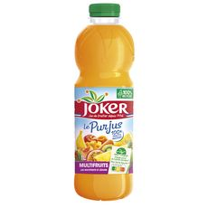 JOKER Le pur jus 100% multifruits 1l