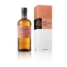 NIKKA Scotch whisky single grain Coffey 45% 70cl
