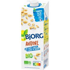 BJORG Boisson avoine calcium bio 1l