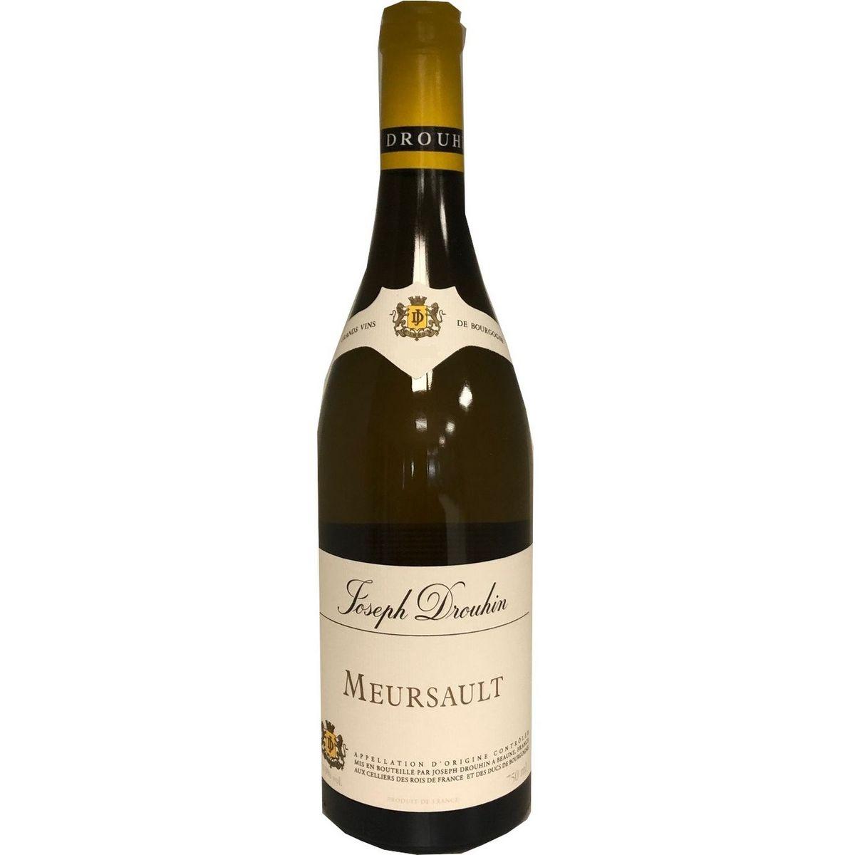 AOP Meursault Domaine Joseph Drouhin blanc 2018