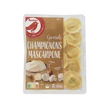 AUCHAN Girasole aux champignons et mascarpone 2 portions 250g