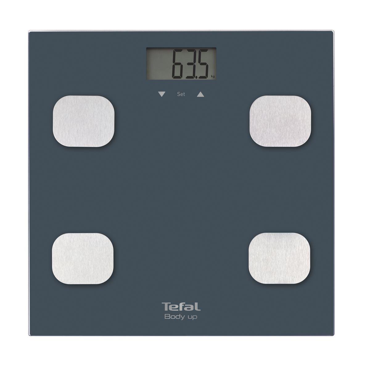 Pèse personne impédancemètre BM2520V0 - Gris bleu