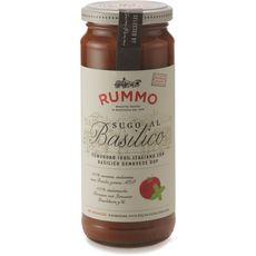 Rummo RUMMO Sauce au basilic en bocal
