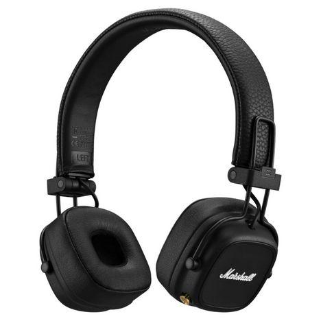MARSHALL Casque audio Bluetooth et filaire - Major IV - Noir