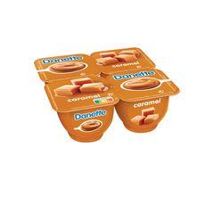 DANETTE Crème dessert caramel 4x125g