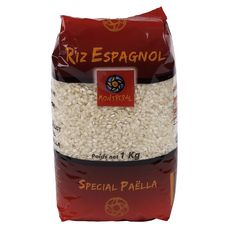 MONTPERAL Riz espagnol spécial paëlla 1kg
