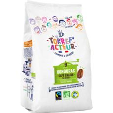 LE TORREF ACTEUR Café grains bio pur arabica Honduras  450g