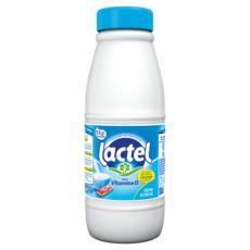 LACTEL Lait demi écrémé 50cl